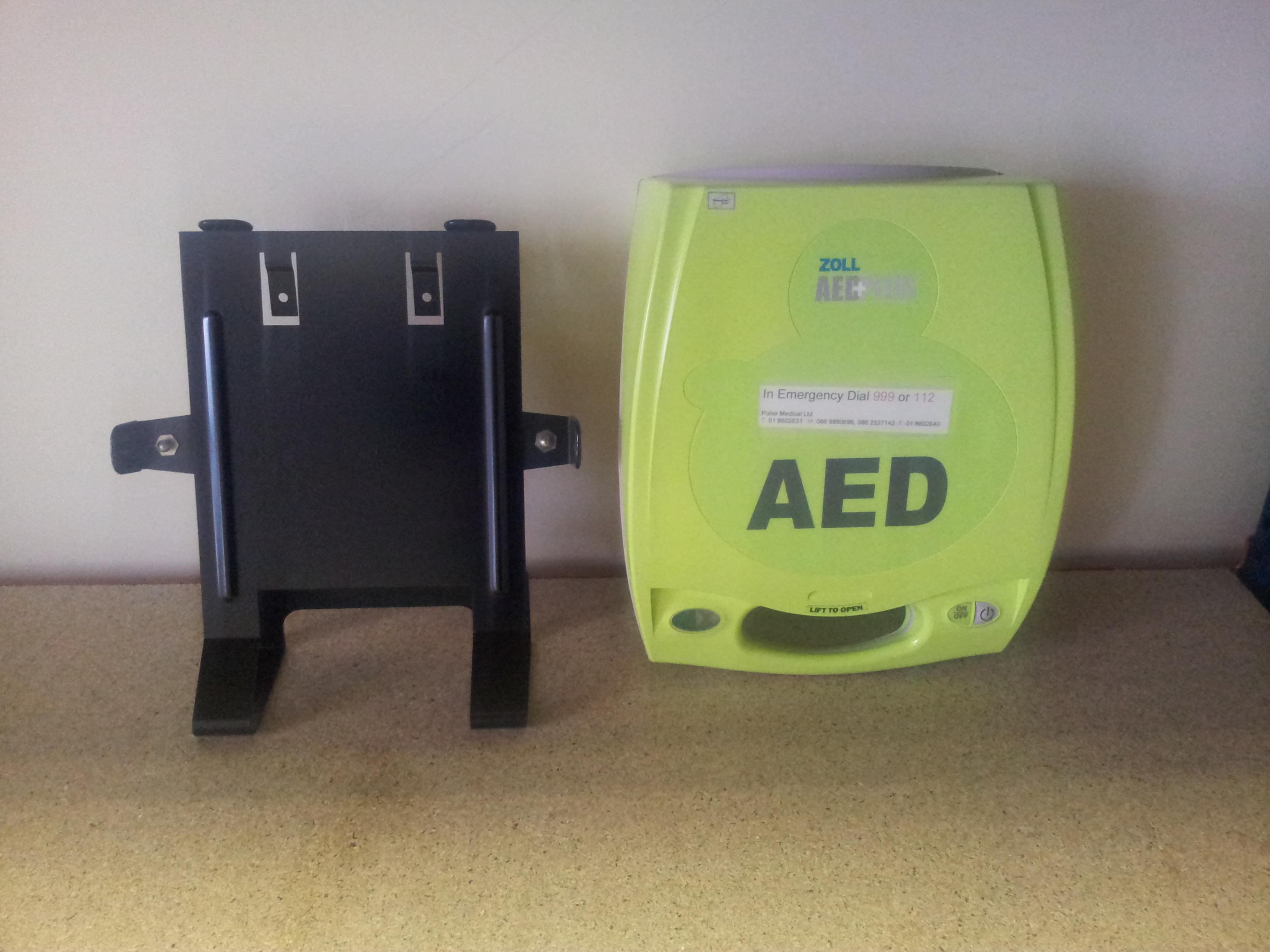 Defibrillator Cabinets Pulse Medical